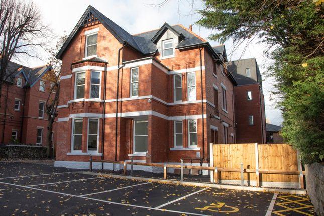 2 bed flat to rent in Ty Llwyfen, 4 Pwllycrochan Avenue, Colwyn Bay LL29