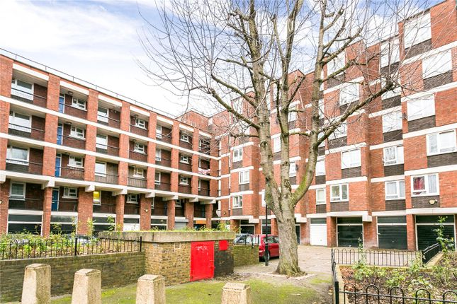 Thumbnail Flat to rent in Tomlinson Close, London