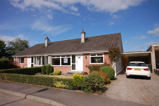 Thumbnail Semi-detached house to rent in Lochy Road, Inverness