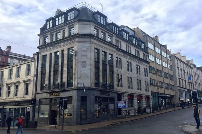 Office to let in Bath Street, Glasgow