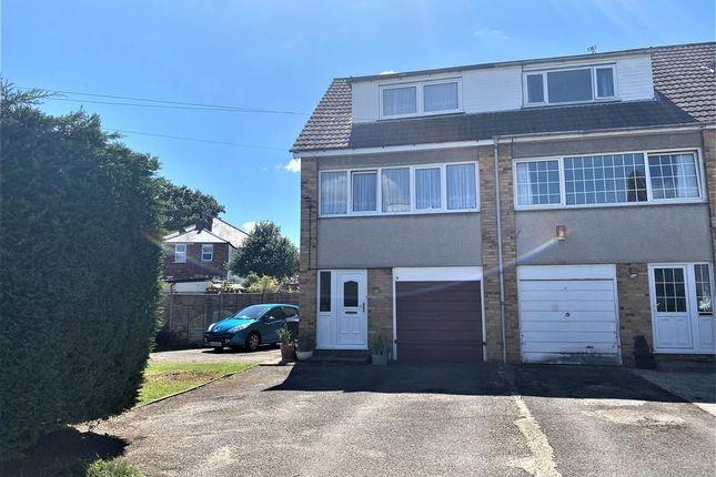 Thumbnail End terrace house for sale in Dial Lane, Downend, Bristol