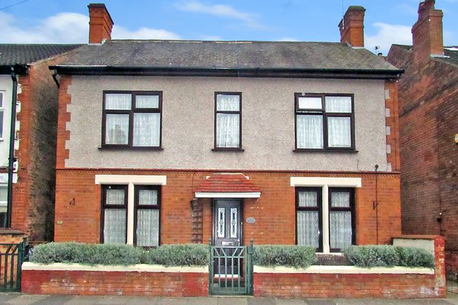 3 bed detached house for sale in Cranmer Street, Long Eaton, Long Eaton