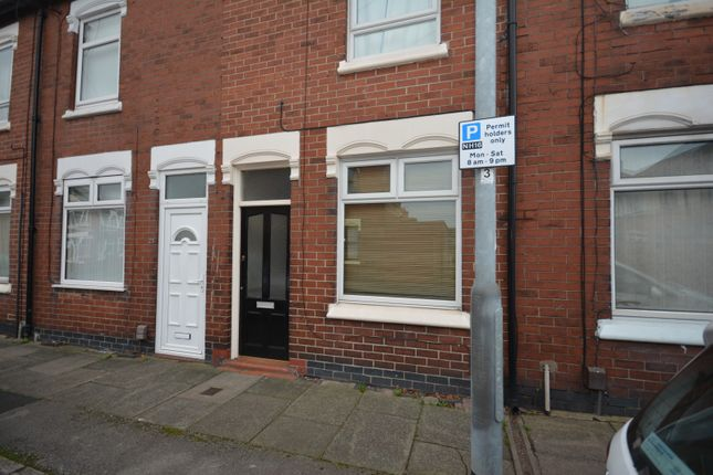 Thumbnail Terraced house to rent in Albany Road, Hartshill, Stoke-On-Trent