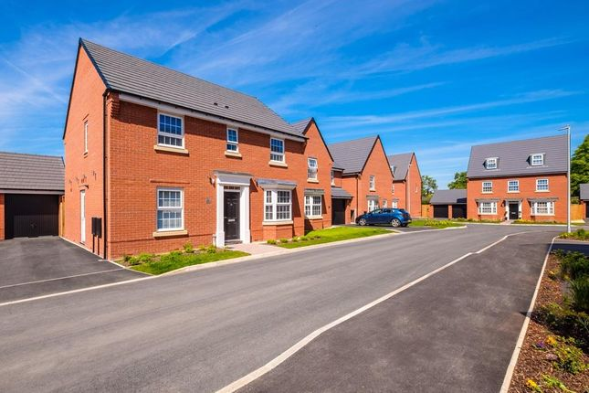 """4 bed detached house for sale in """"Bradgate"""" at Blandford Way, Market Drayton TF9"""