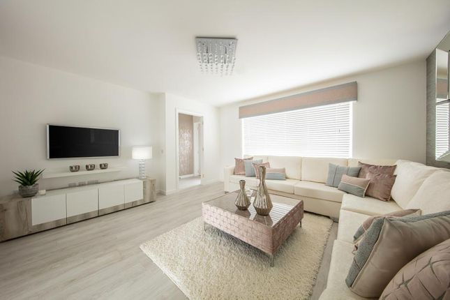 Lounge of Laburnum Road, Uddingston G71
