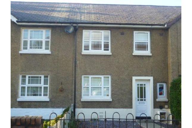 Thumbnail Terraced house to rent in Bryn Llwyd, Bangor