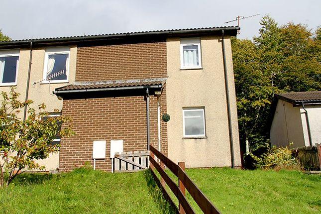 Thumbnail Flat for sale in Duntrune Place, Kilmory, Lochgilphead