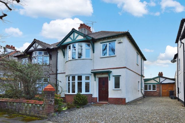 3 bed semi-detached house for sale in Beech Grove, Hoole, Chester