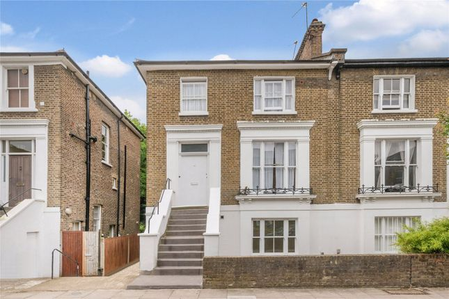 Exterior of Bartholomew Road, Kentish Town, London NW5