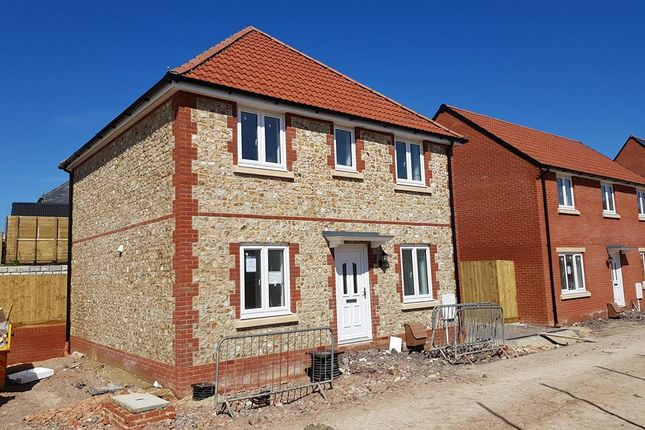 Thumbnail Property for sale in Plot 69, Dukes Way, Axminster