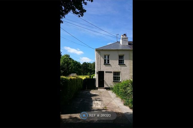 Thumbnail End terrace house to rent in Delves Cottages, Heathfield, Newton Abbot