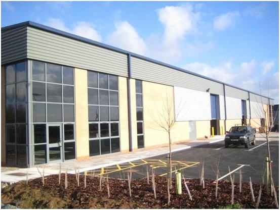 Thumbnail Light industrial for sale in Blenheim Park - Design And Build, J26, M1, Nottinghamshire
