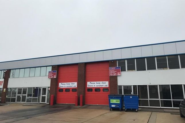 Thumbnail Warehouse to let in Units C3, Portfield Industrial Estate, Nevil Shute Road, Portsmouth, Hampshire