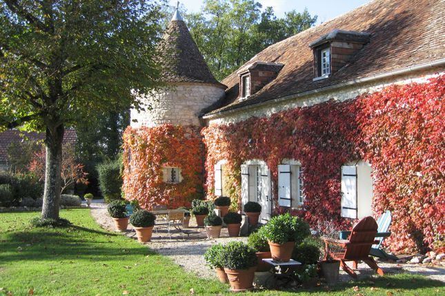 Thumbnail Property for sale in St Capraise D Eymet, Dordogne, France