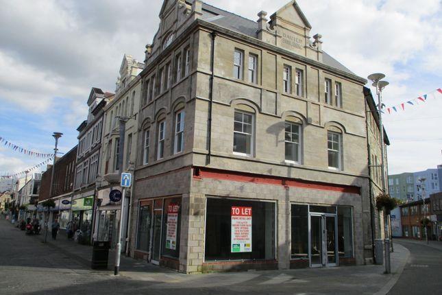 Thumbnail Office to let in Prime Retail Unit, 2 Caroline Street, Bridgend