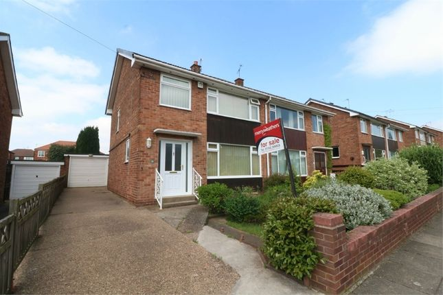 Thumbnail Semi-detached house for sale in Rowan Mount, Wheatley Hills, Doncaster, South Yorkshire