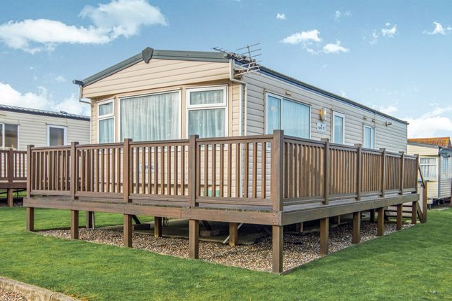 Thumbnail Lodge for sale in Paston Road, Bacton, Norwich