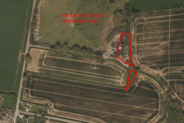Thumbnail Land for sale in Blythe Cottage, Dexter Lane, Hurley, Atherstone