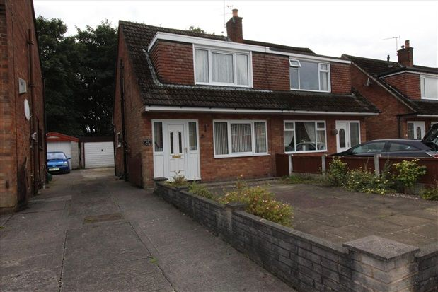 Thumbnail Property to rent in Stockdale Crescent, Bamber Bridge, Preston