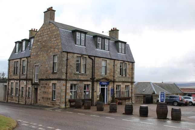 Thumbnail Hotel/guest house for sale in Archiestown Hotel, Archiestown, Moray