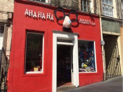 Thumbnail Retail premises for sale in 99 West Bow, Edinburgh
