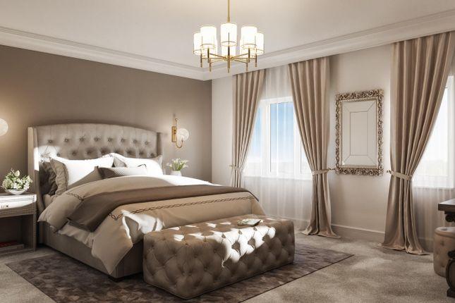 Bedroom of High Bank, Altrincham WA14