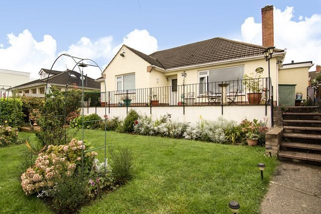 Thumbnail Detached bungalow for sale in Middle Way, Bulwark, Chepstow