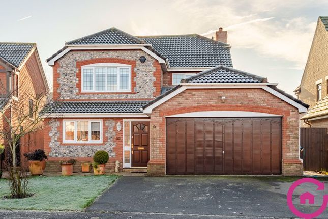 Thumbnail Detached house for sale in Campion Park, Up Hatherley, Cheltenham
