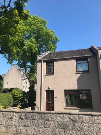 Thumbnail End terrace house to rent in Bethany Gardens, Aberdeen