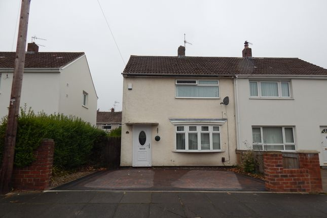 Thumbnail Semi-detached house to rent in Thirlmere, Gateshead