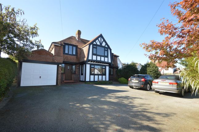Thumbnail Detached house for sale in Barnhorn Road, Bexhill-On-Sea