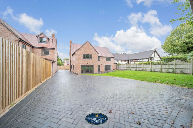 Thumbnail Detached house for sale in Sandpits Lane, Off Tamworth Road, Keresley, Coventry