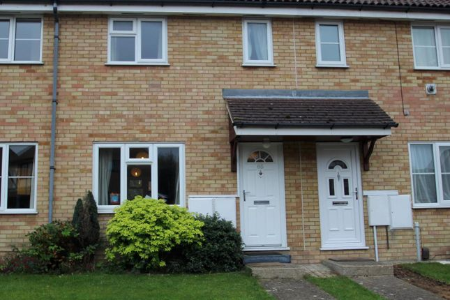 Thumbnail Terraced house to rent in Crowhill, Godmanchester, Huntingdon