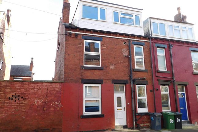 Thumbnail End terrace house to rent in Bude Road, Beeston, Leds