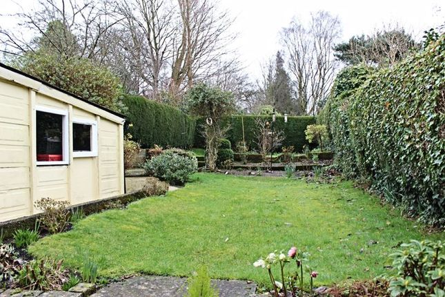 Rear Garden of Greenbank Road, May Bank, Newcastle-Under-Lyme ST5