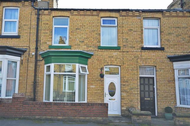 Thumbnail Terraced house for sale in Britannia Street, Scarborough