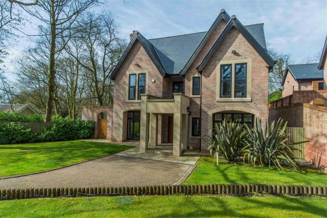 Thumbnail Detached house for sale in The Laurels, Markland Hill, Heaton, Bolton