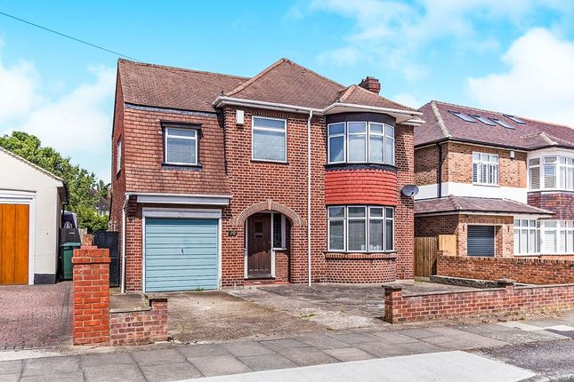Thumbnail Detached house for sale in Wellington Road, Bexley