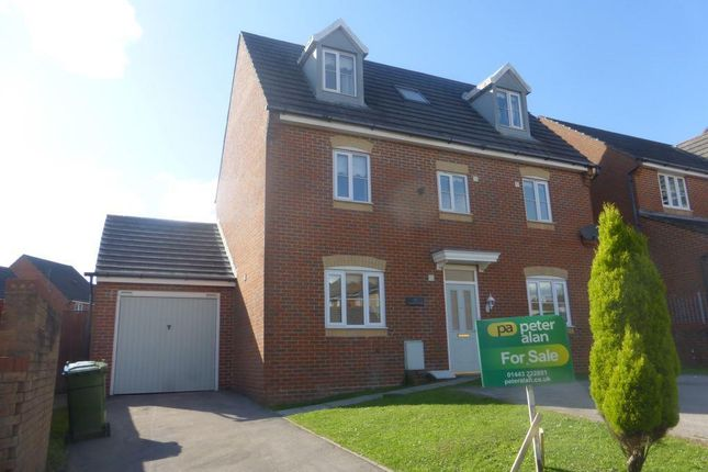 Thumbnail Property to rent in Larch Wood, Tonyrefail, Porth