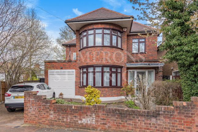 Thumbnail Detached house for sale in Dobree Avenue, London