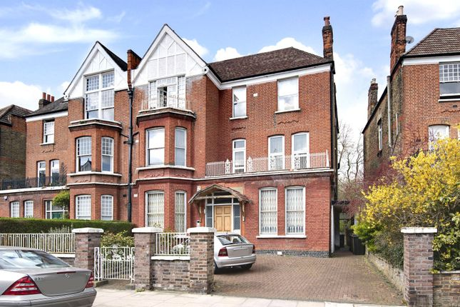 Thumbnail Semi-detached house for sale in Compayne Gardens, South Hampstead, London