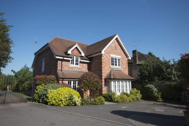 Thumbnail Detached house for sale in Henderson Close, Reading