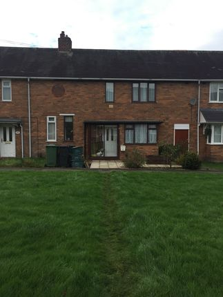 Thumbnail Terraced house for sale in Barns Lane, Rushall, Walsall