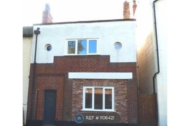 2 bed flat to rent in Lichfield Street, Stone ST15