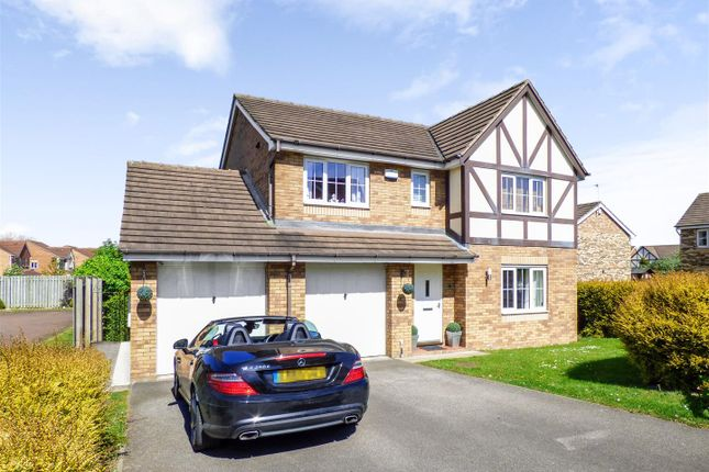 Thumbnail Detached house for sale in The Bramblings, Castleford