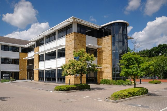 Thumbnail Office to let in Archipelago (Building 4), Lyon Way, Frimley