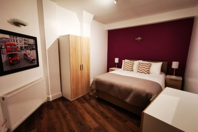Thumbnail Flat to rent in Churchway, London