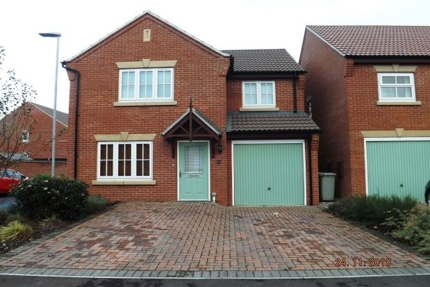Thumbnail Property to rent in Hamilton Way, Coningsby, Lincoln