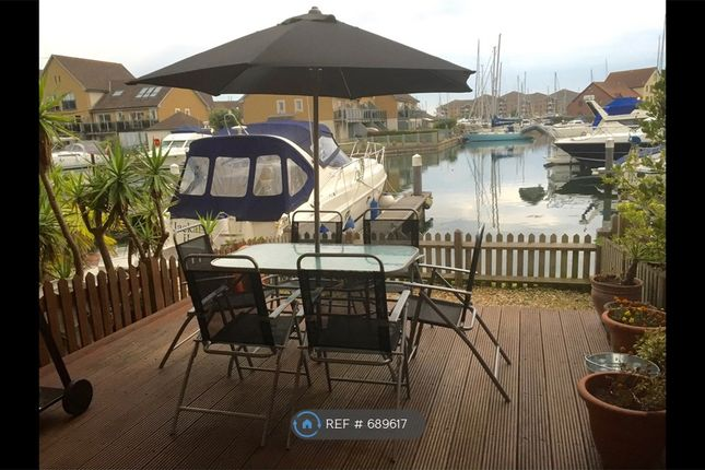 Thumbnail Semi-detached house to rent in Cadgwith Place, Port Solent, Portsmouth