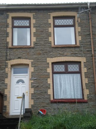 Thumbnail Terraced house to rent in Gladstone Street, Miskin, Mountain Ash
